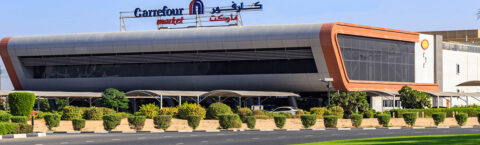 CARREFOUR EXPRESS AND FOODCOURT